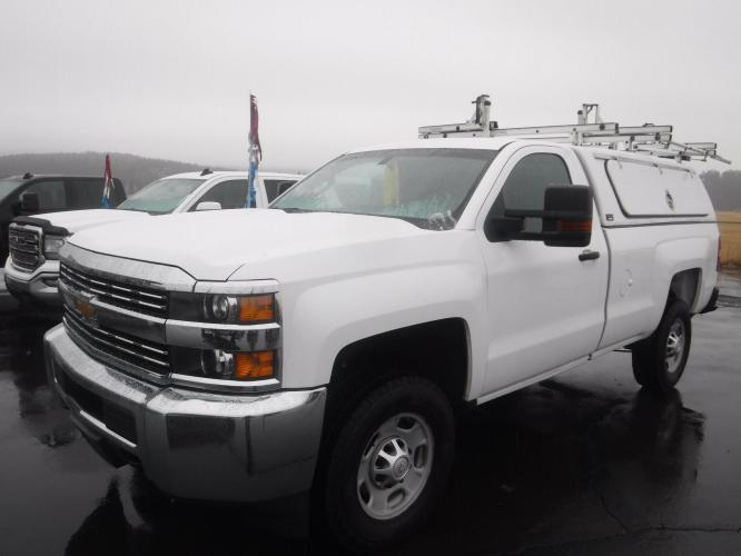 2015 Chevrolet Silverado 2500HD Long Box 4WD